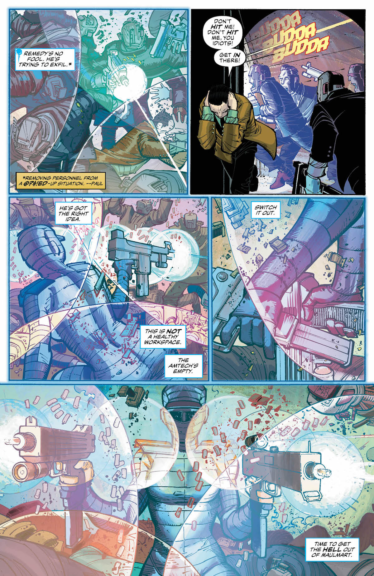 Silencer #3 page 3