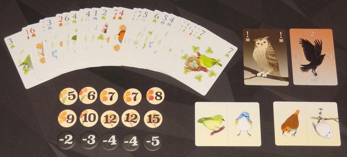 Songbirds components