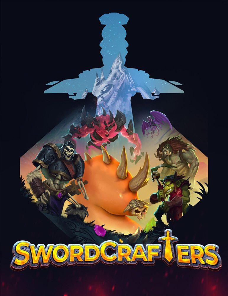 Swordcrafters cover