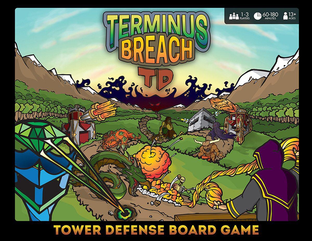 Terminus Breach TD box cover