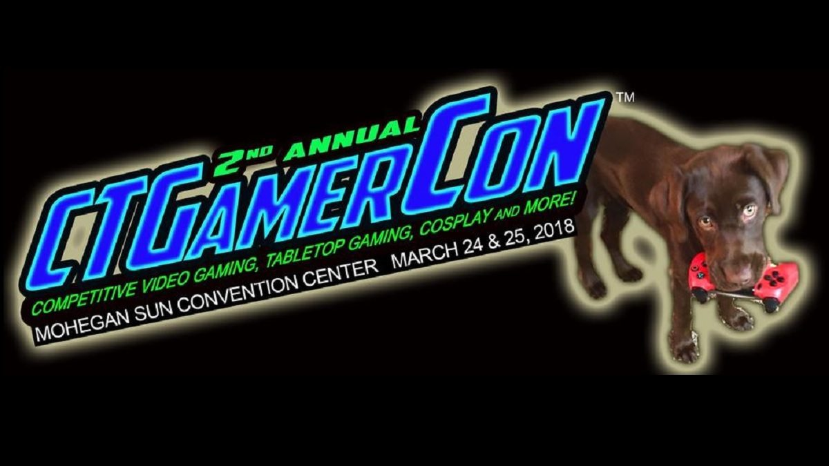 CT Gamercon logo