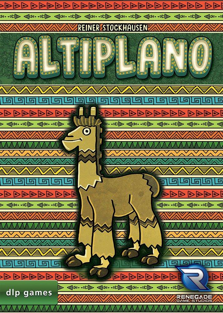 Altiplano cover
