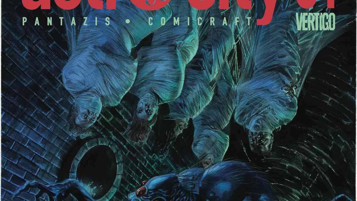 Astro City #51 cover