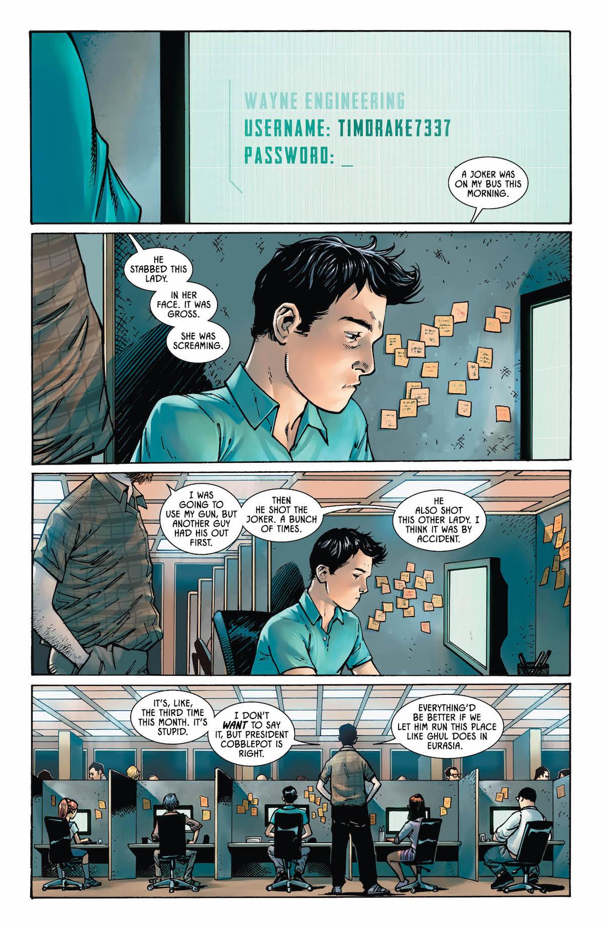 Batman #45 page 5