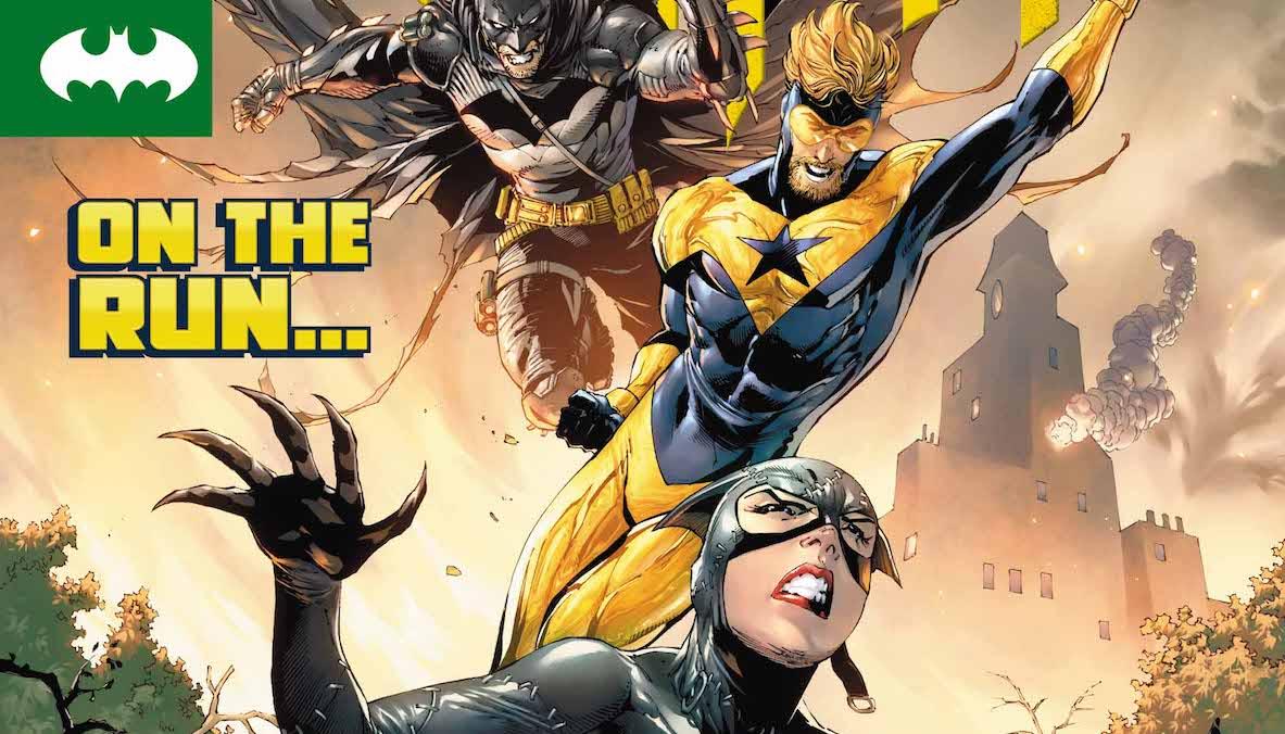 Batman #46 cover