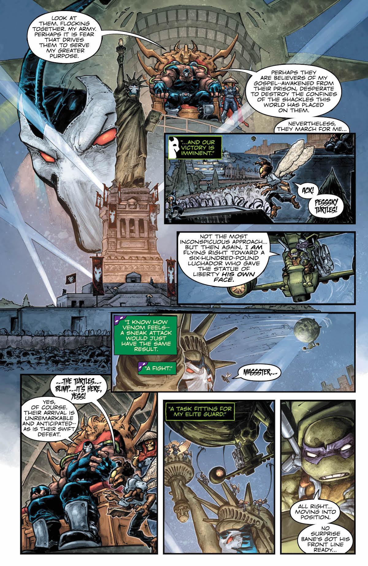 Batman Teenage Mutant Ninja Turtles 2 #6 page 1