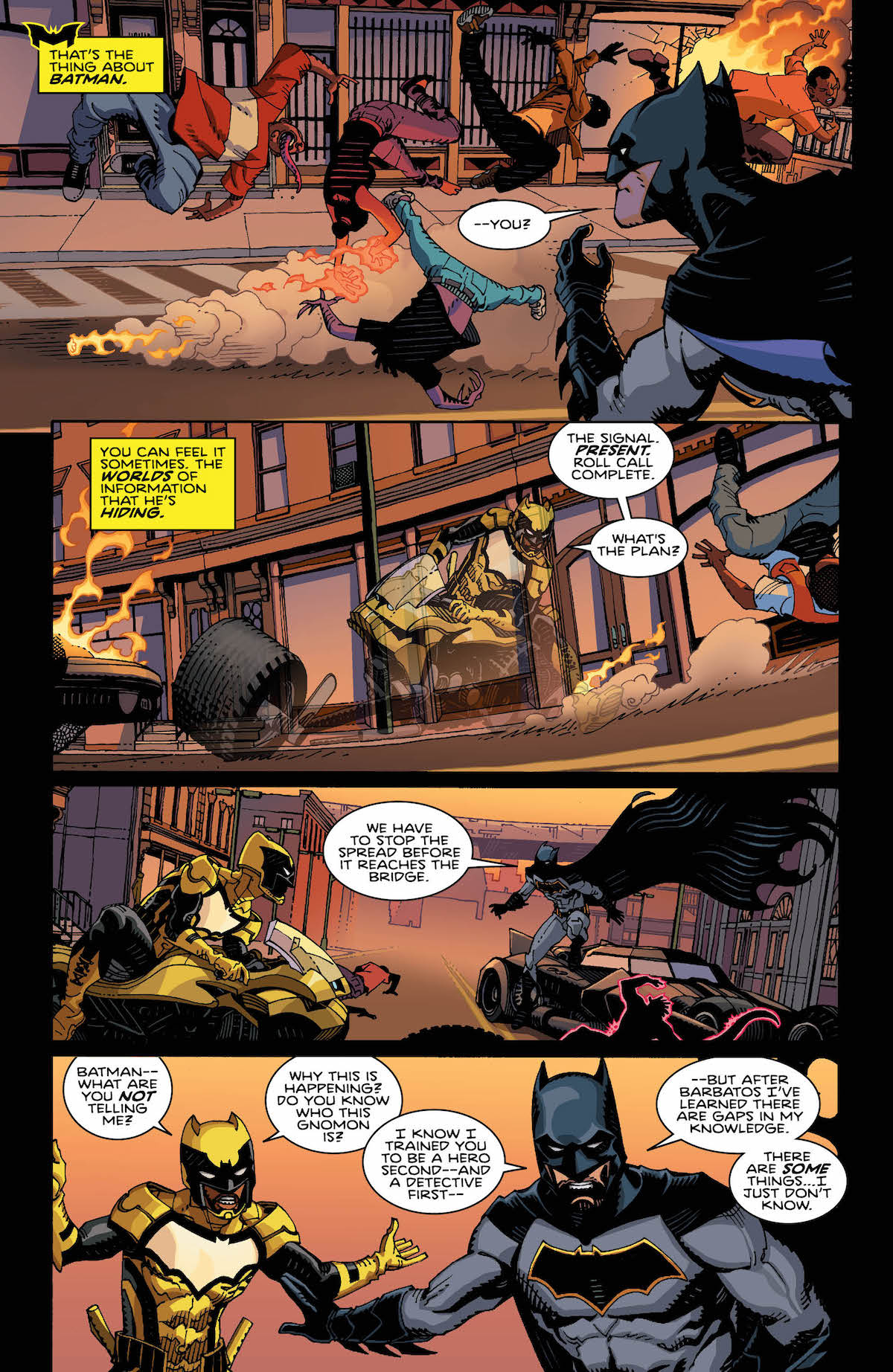 Batman and the Signal #3 page 4