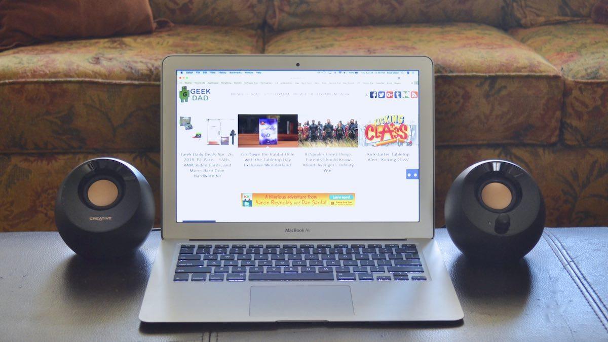 Creative Pebble USB speaker review
