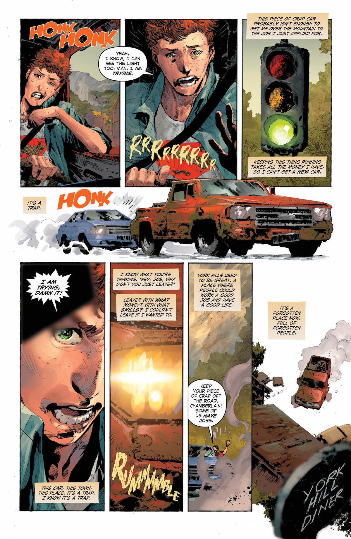 Curse of Brimstone #1 page 3