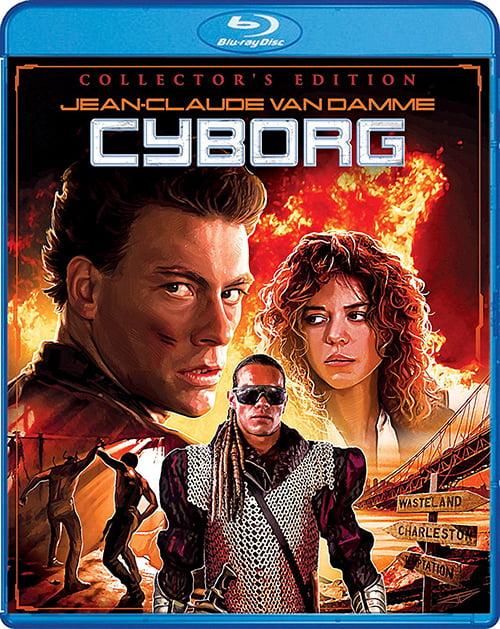Cyborg Collector's Edition Blu-ray