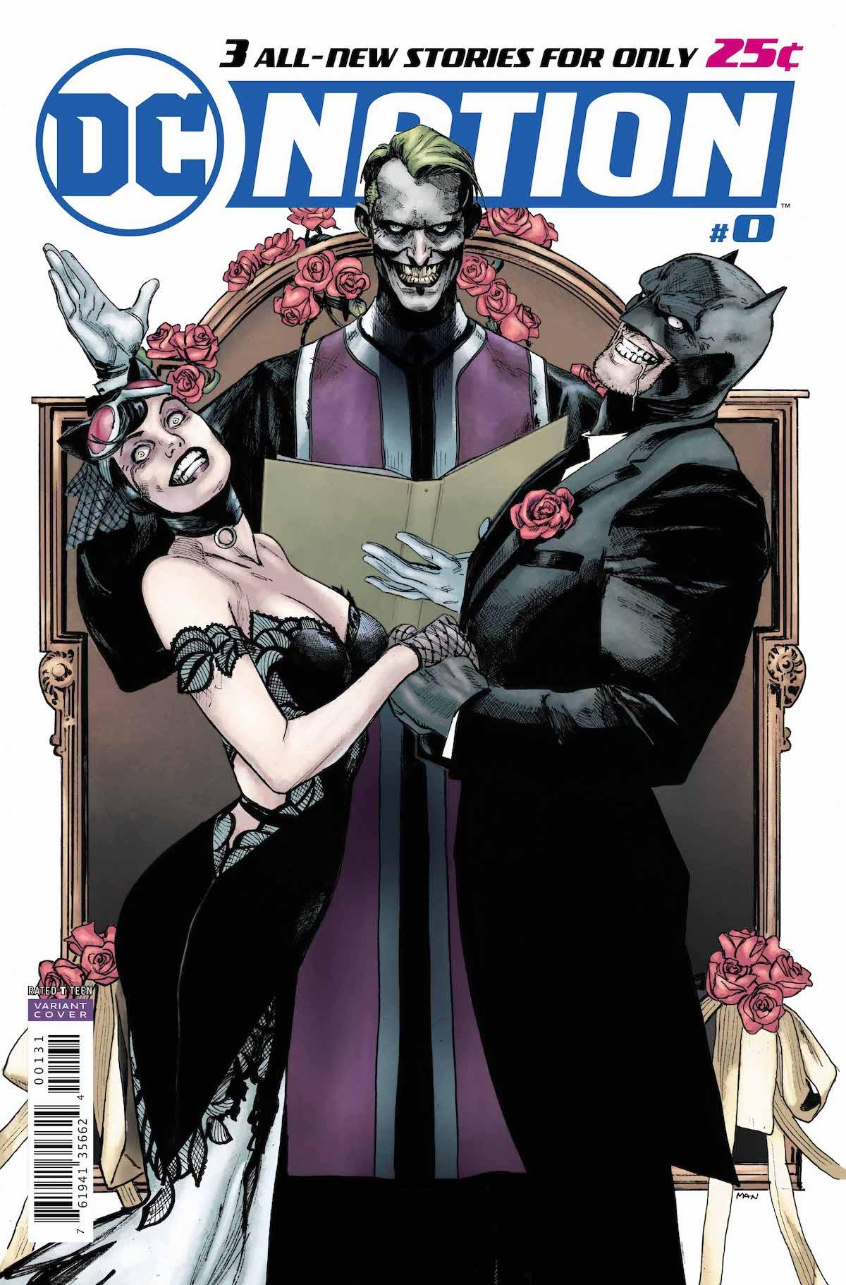 DC Nation #0 Batman preview