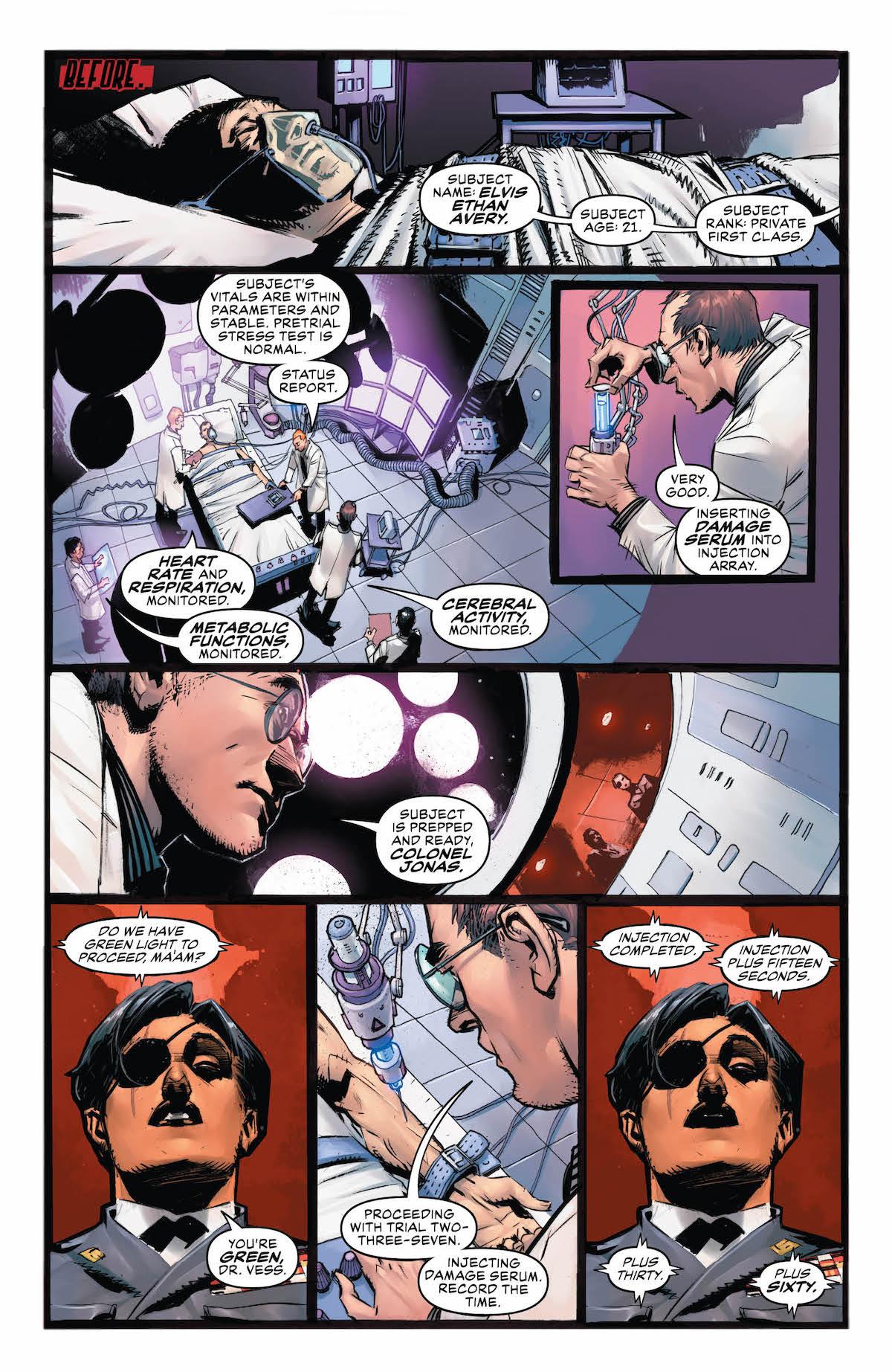 Damage #4 page 5