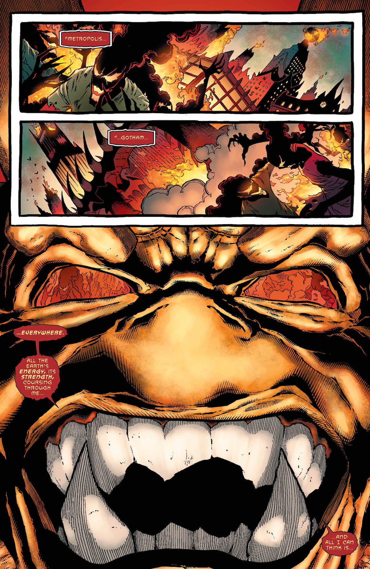 Demon Hell is Earth #6 page 1