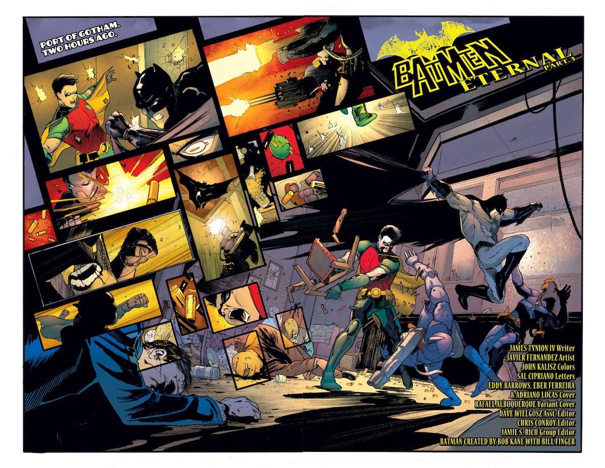 Detective Comics #978 page 3