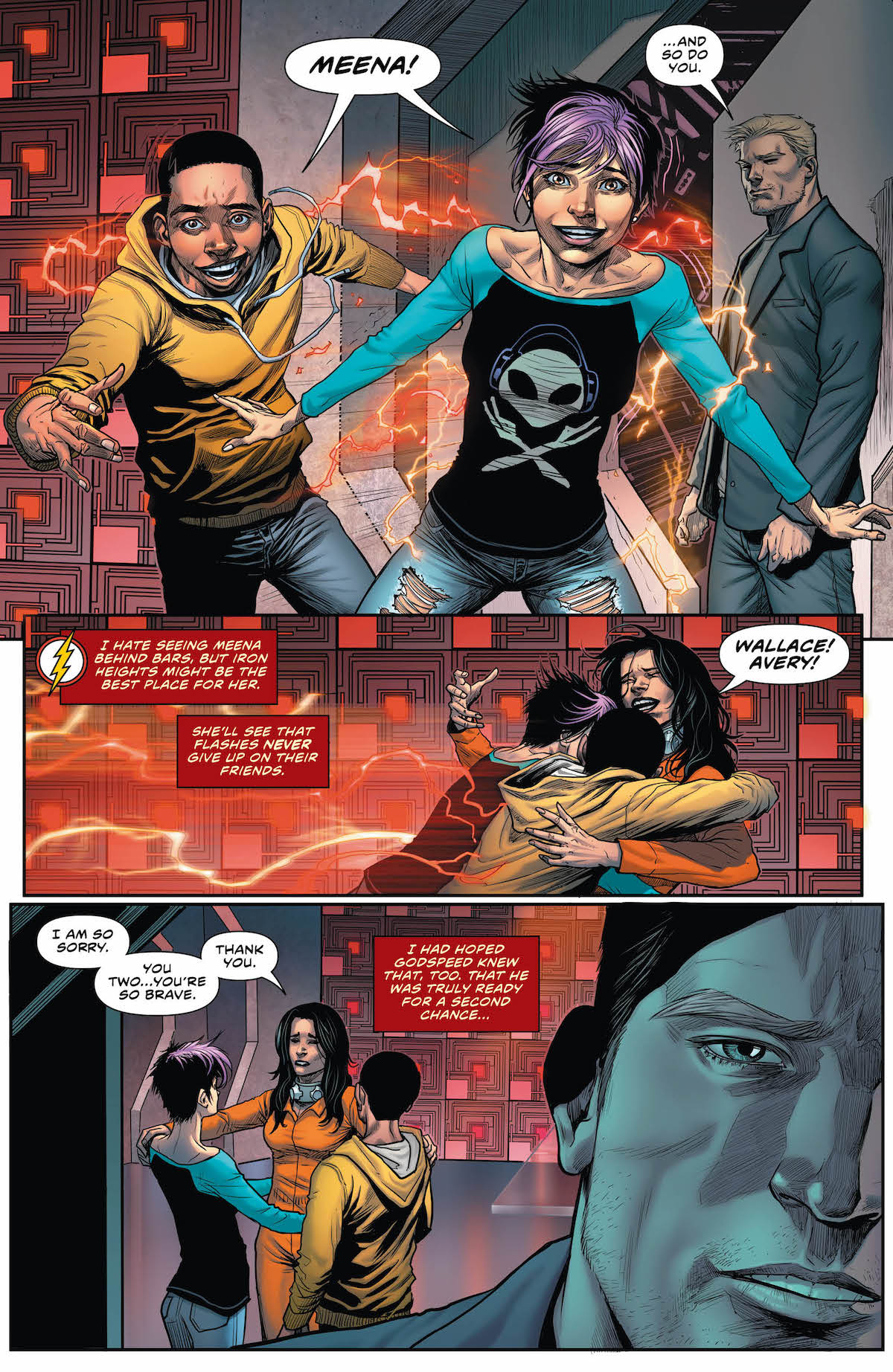 Flash #45 page 6
