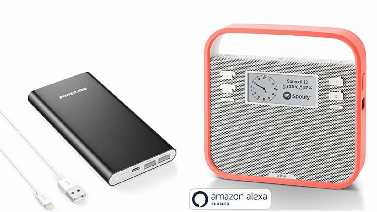 Geek Daily Deals 042018 portable battery alexa speaker