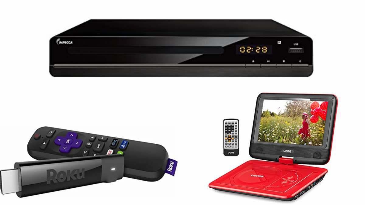 Geek Daily Deals 042118 roku streaming stick DVD players