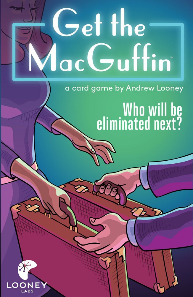 Get the MacGuffin cover