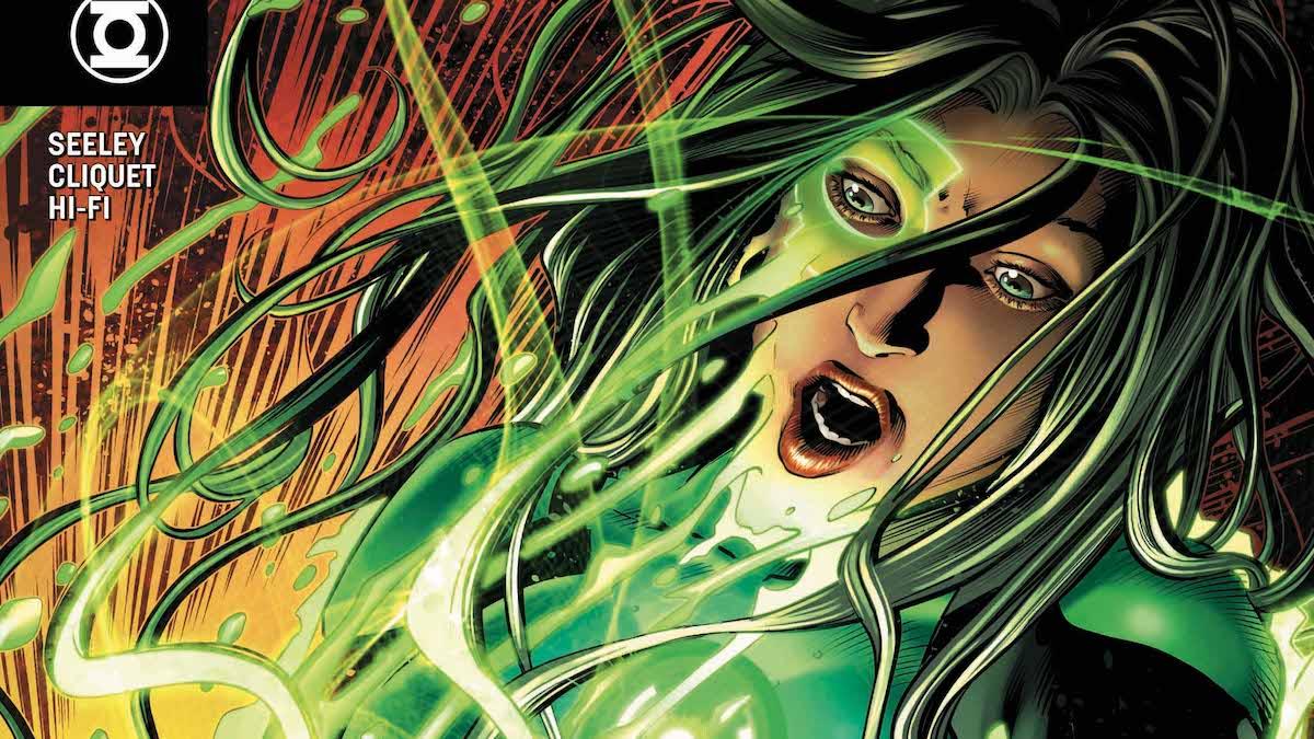 Green Lanterns #44 cover