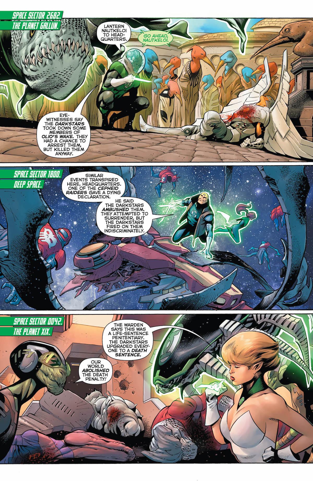 Hal Jordan #43 page 1