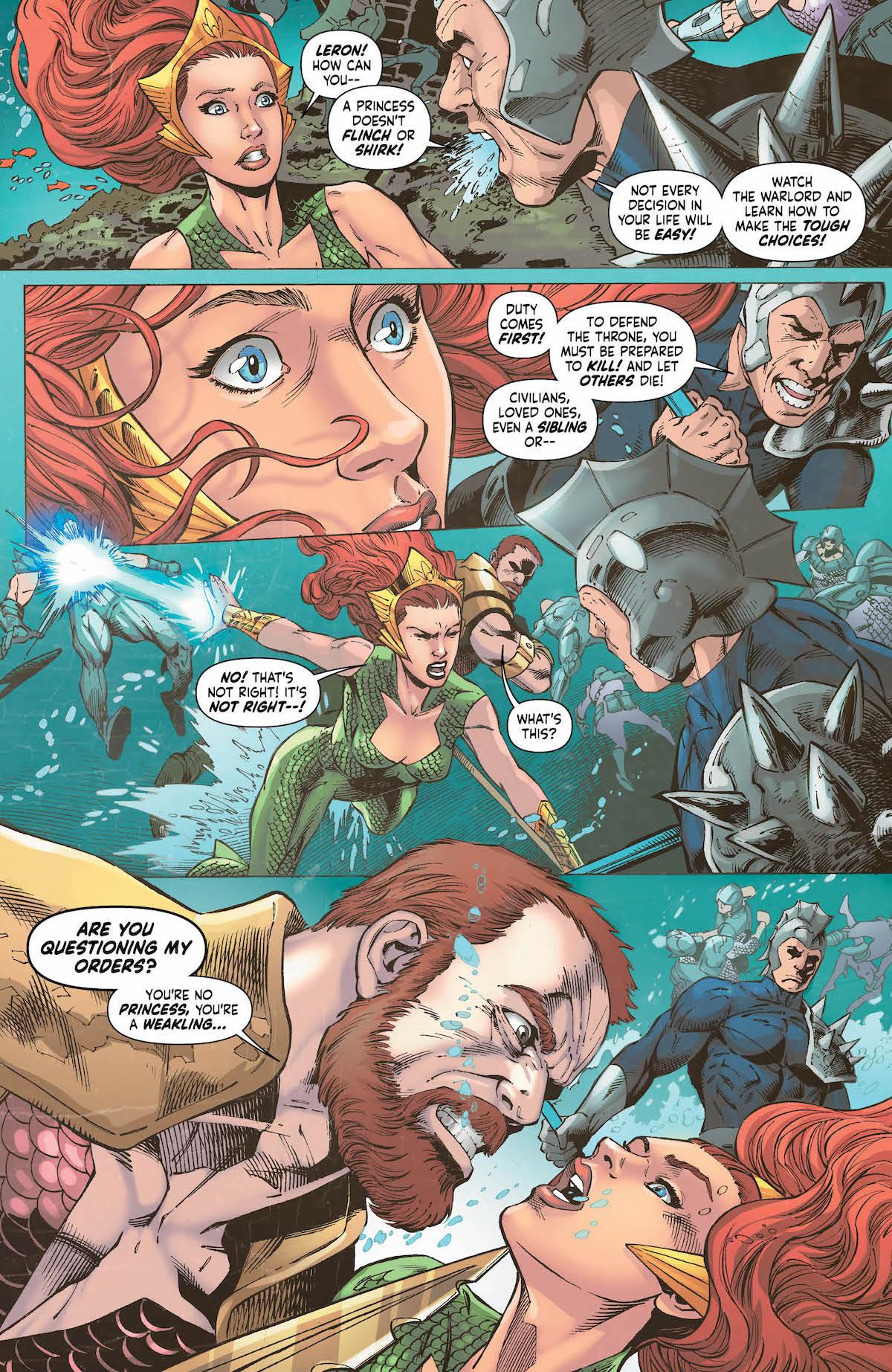 Mera Queen of Atlantis #3 page 3