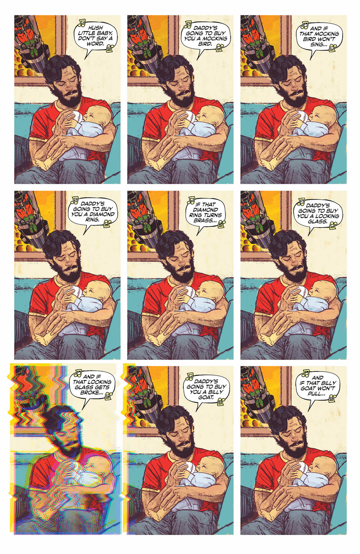 Mister Miracle #8 page 3