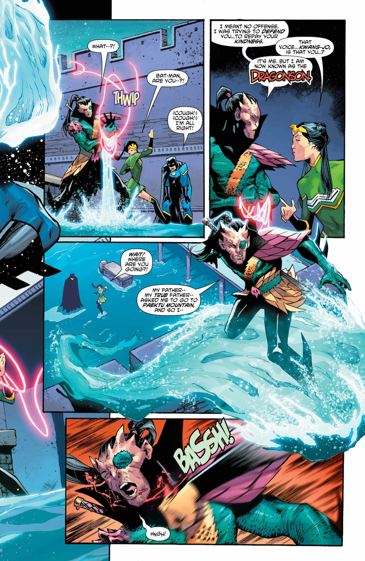New Super-Man #22 page 3