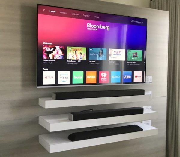 Vizio 2018 TV launch