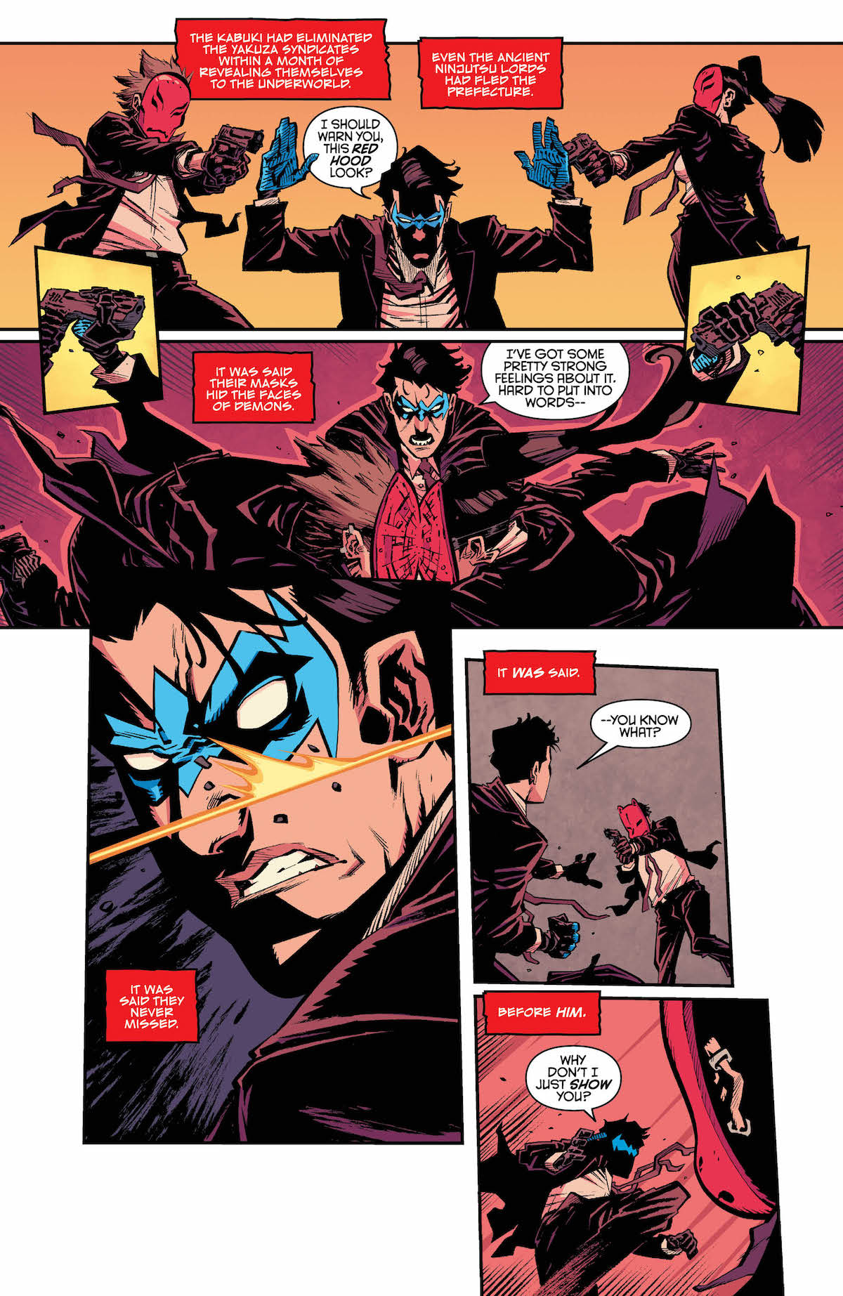 Nightwing #42 page 4