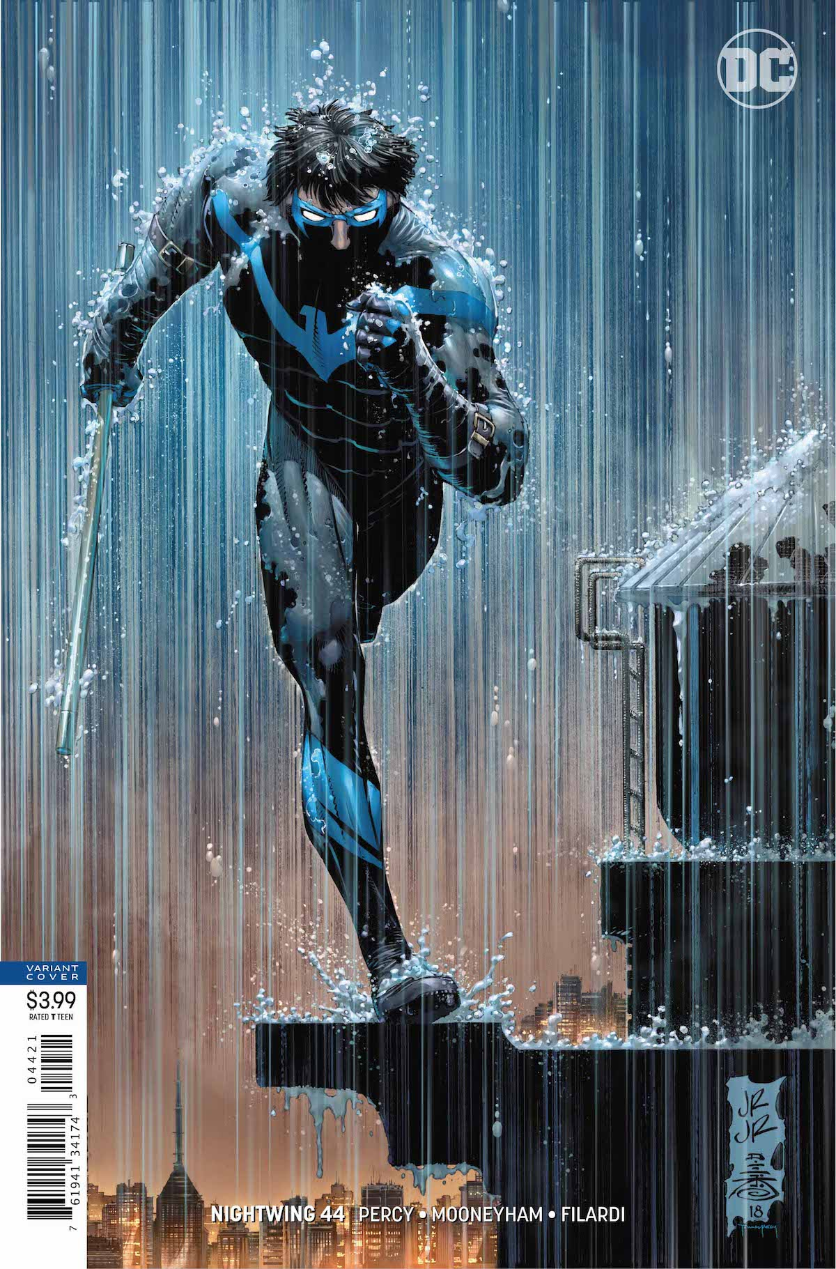 Nightwing #44 variant cover