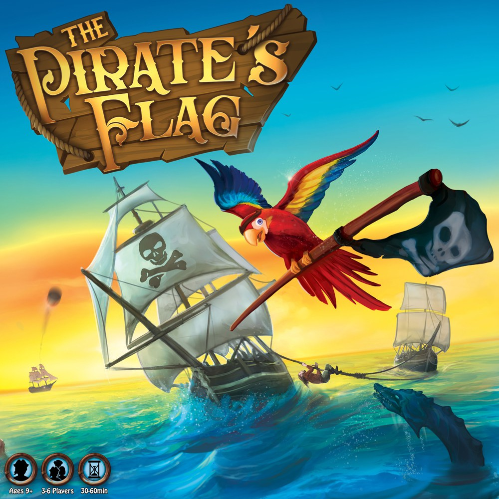 The Pirate's Flag cover