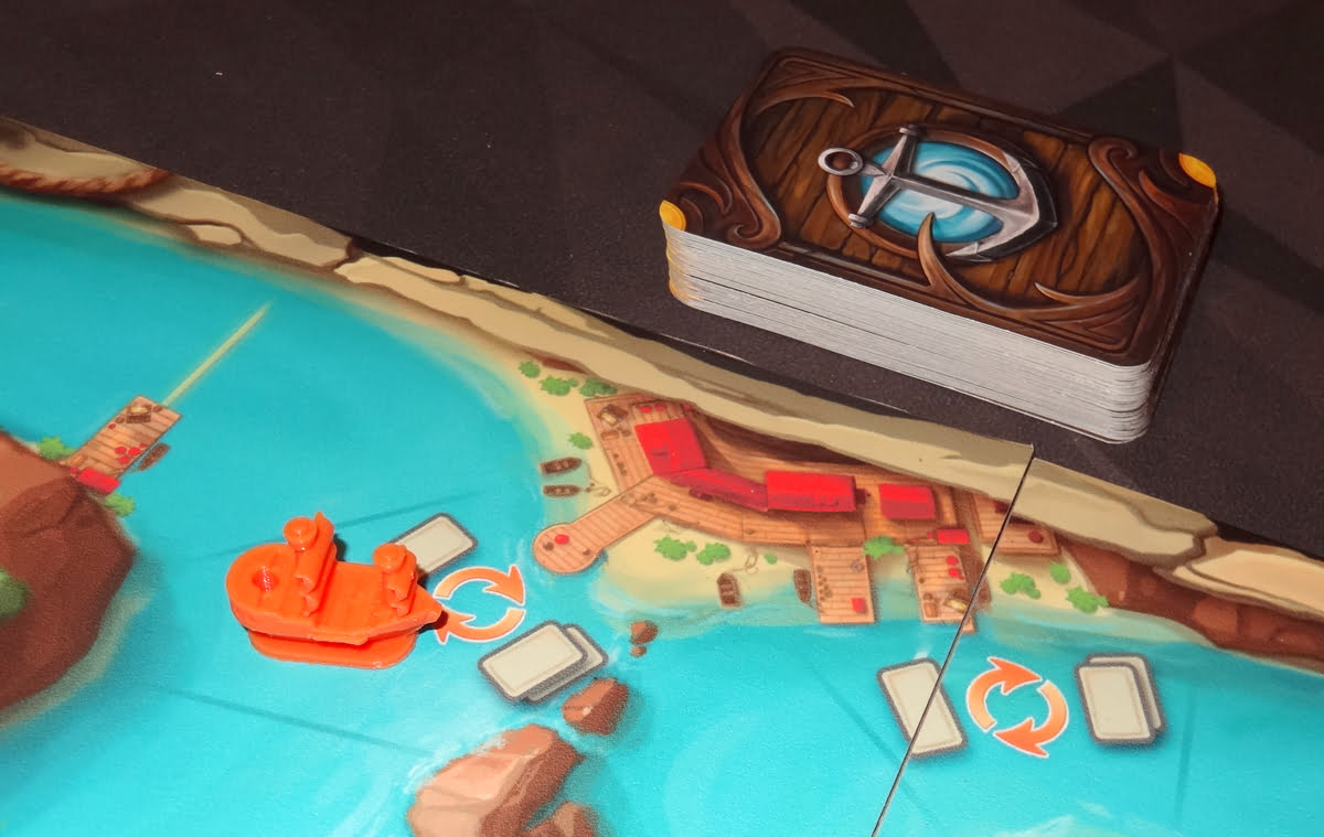 Pirate's Flag trading post