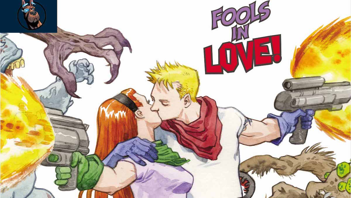 Scooby Apocalypse #24 cover