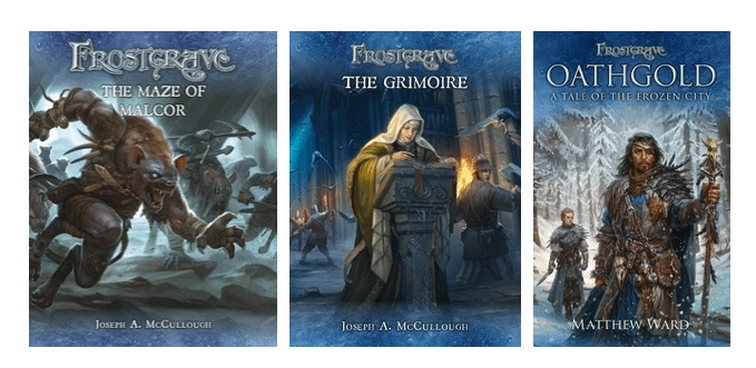 Frostgrave Expansions