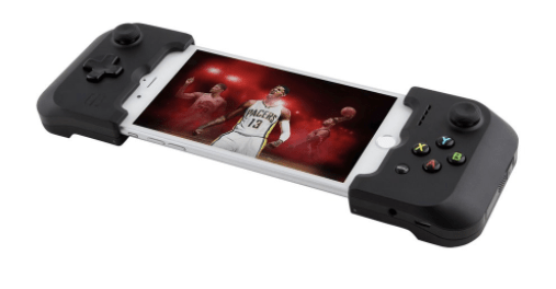 Gamevice with Phone