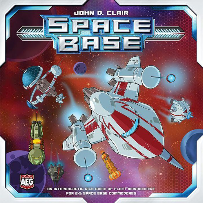 Space Base cover