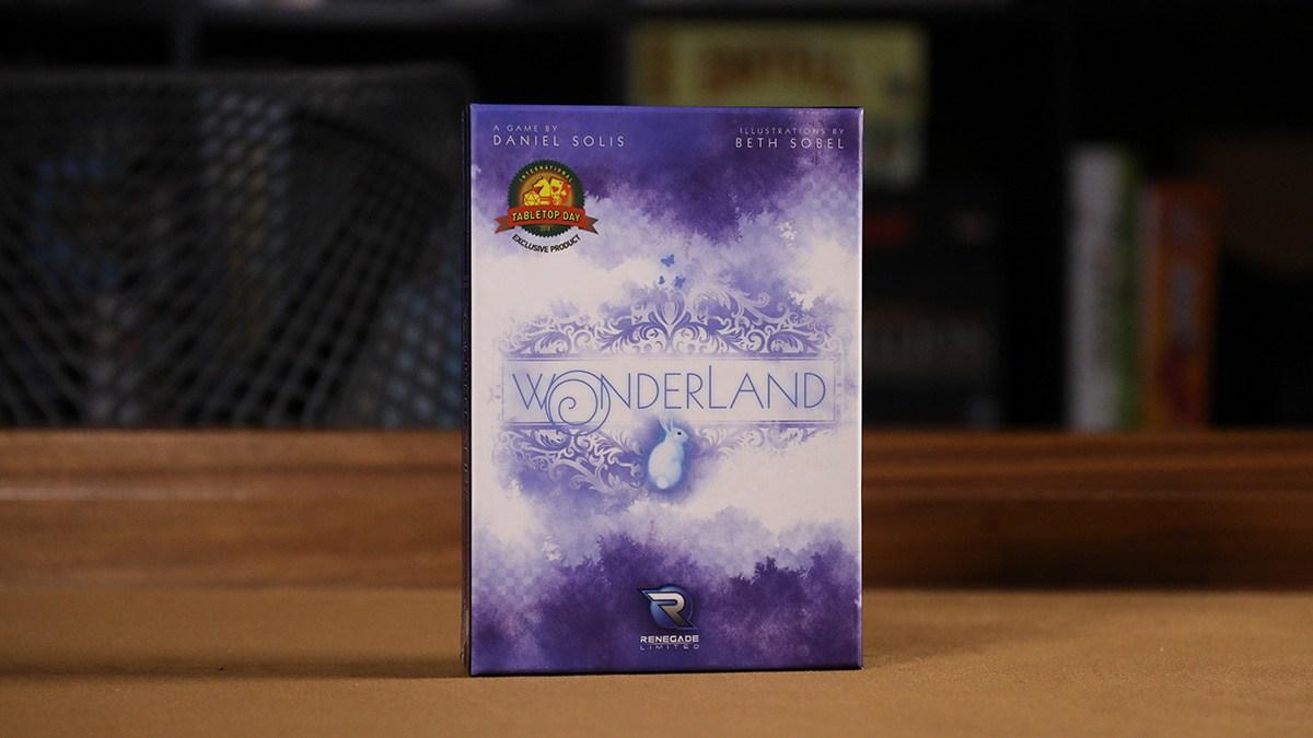 Wonderland game