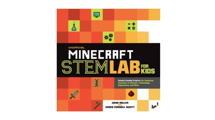 Minecraft STEM Lab