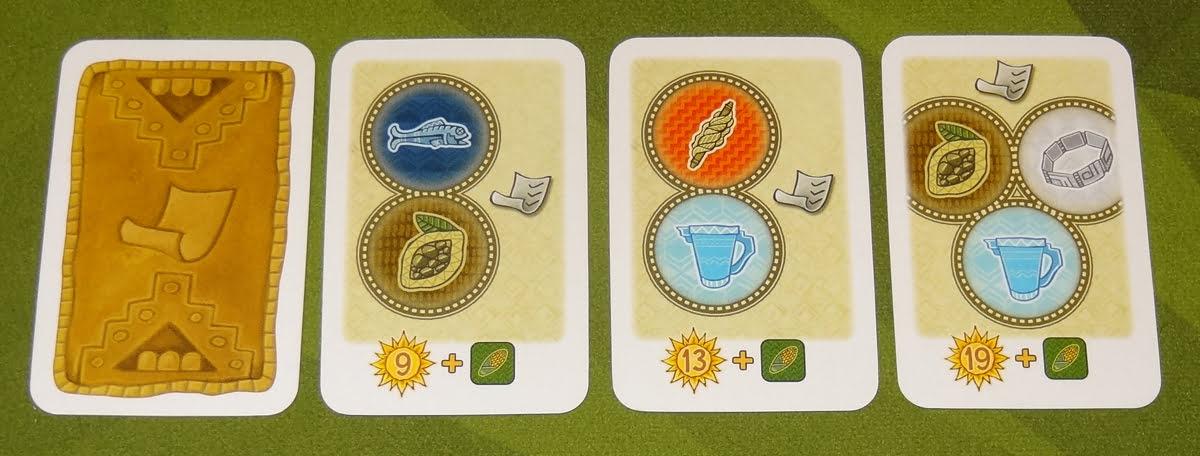 Altiplano order cards