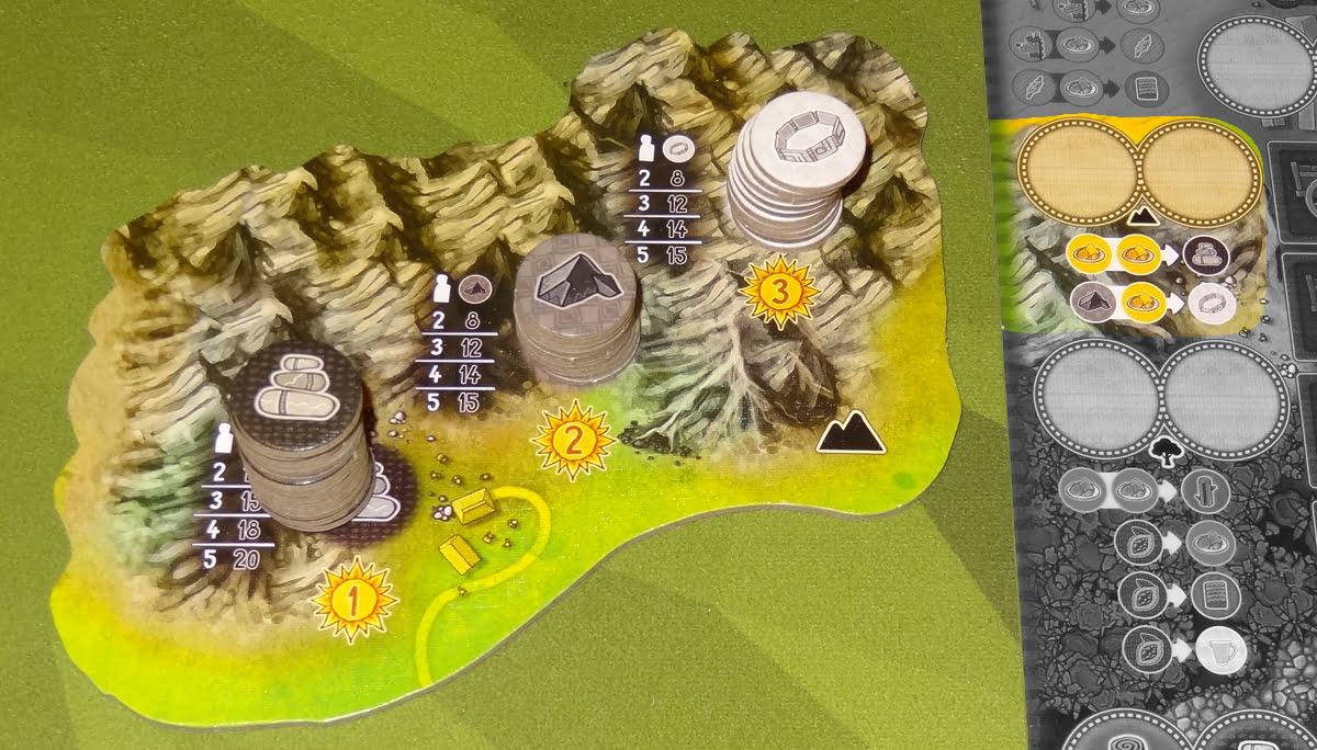 Altiplano mine