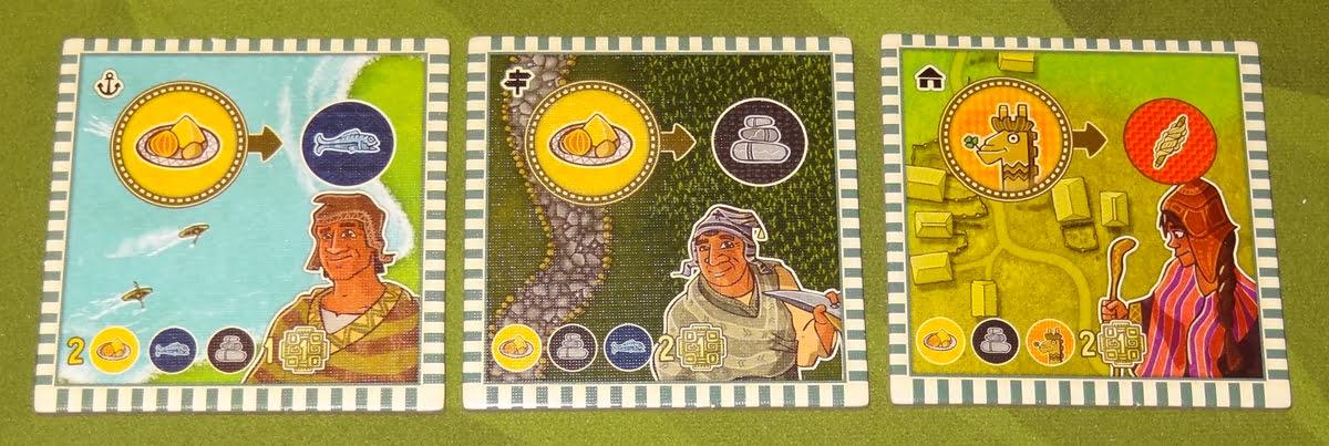 Altiplano role tiles