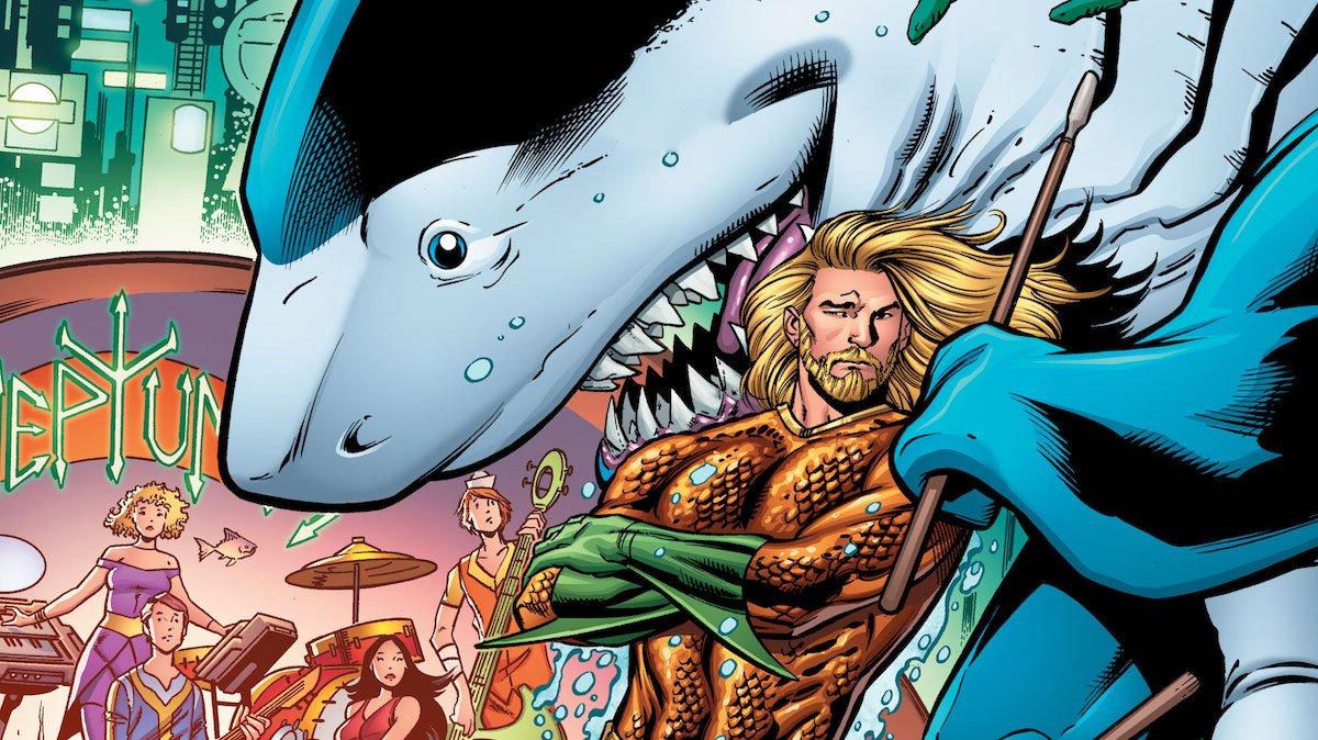 Aquaman/Jabberjaw Special #1