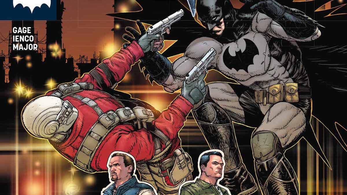 Batman: Sins of the Father #4 cover