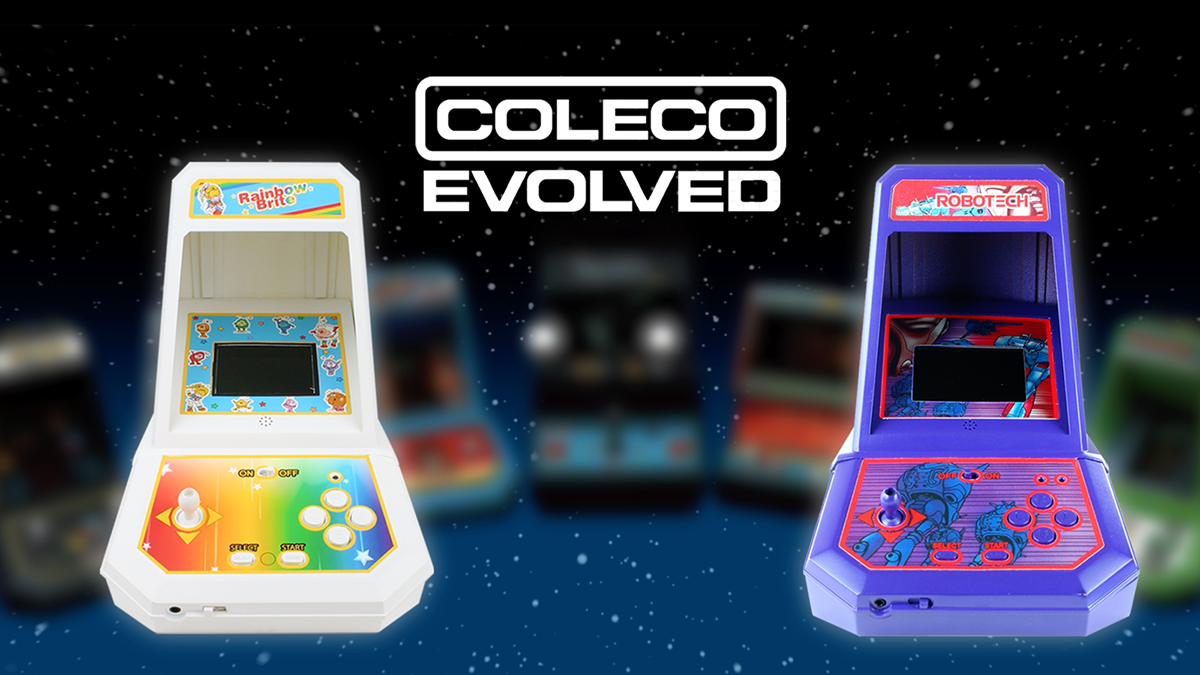 Coleco evolved