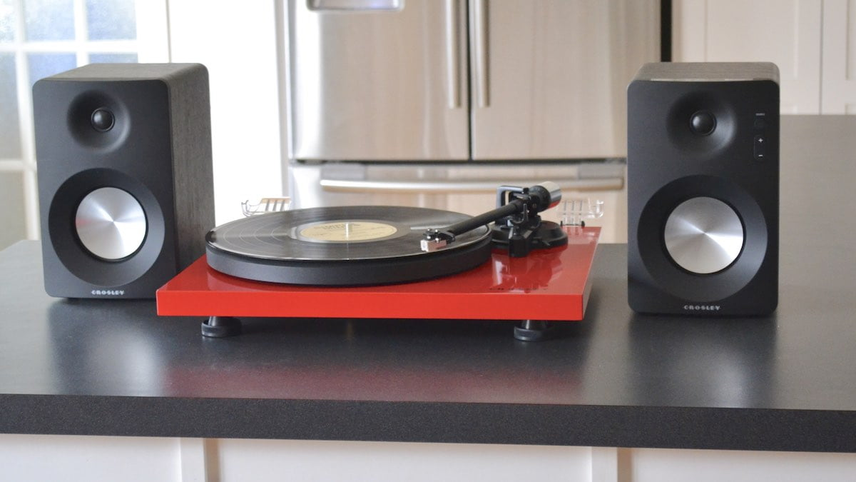 Crosley C6 turntable review