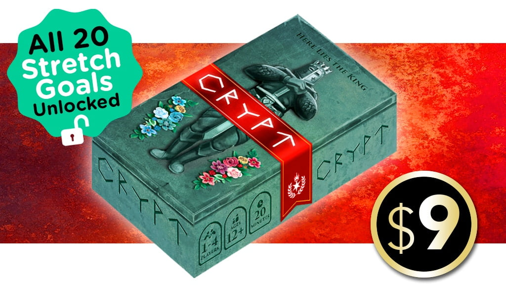 Crypt Tabletop Game
