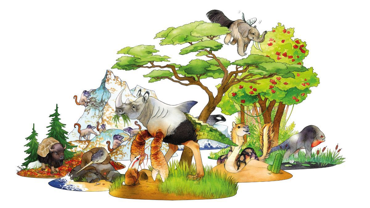 Darwin's Choice Cover Art
