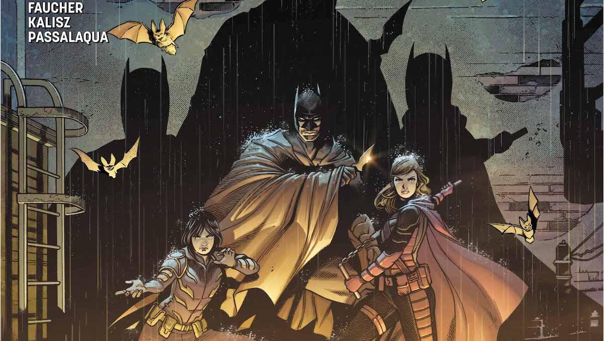Detective Comics #980 cover