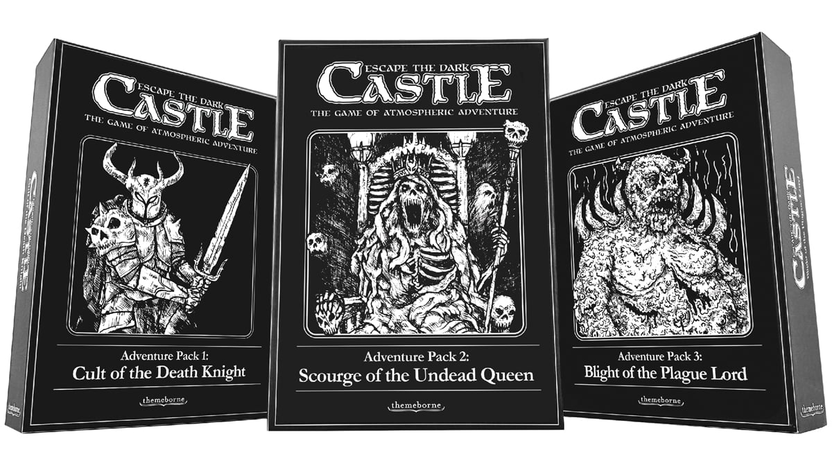 EtDC-Expansions-1200x675 'Escape the Dark Castle' returns to Kickstarter with three expansions.