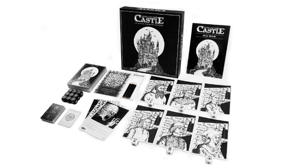 EtDC-Pack-Shot 1200x675 'Escape the Dark Castle' Returns